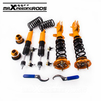 For Ford Mustang 2005 2014 Coilovers Suspension Coil Spring Struts Shock