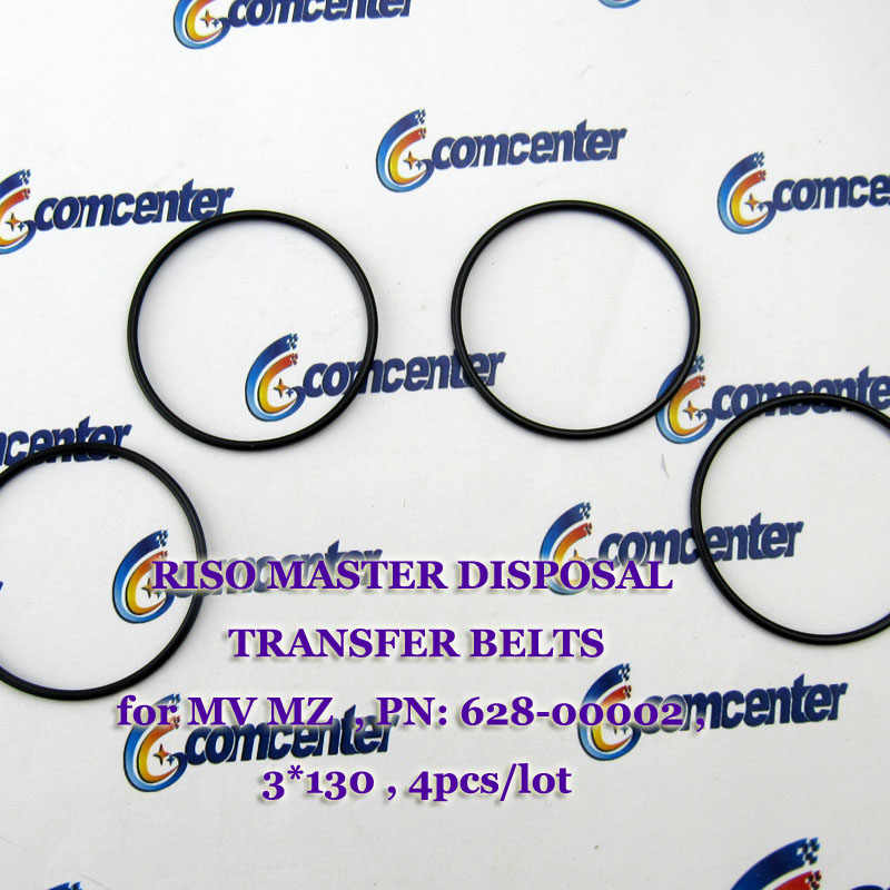 MV MZ Master Disposal Transfer Belts 628-00002 for riso GRAPH  4pcs/lot
