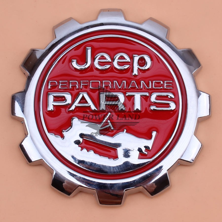 Universal For Jeep Performance Parts Wrangler Grand Cherokee 3d