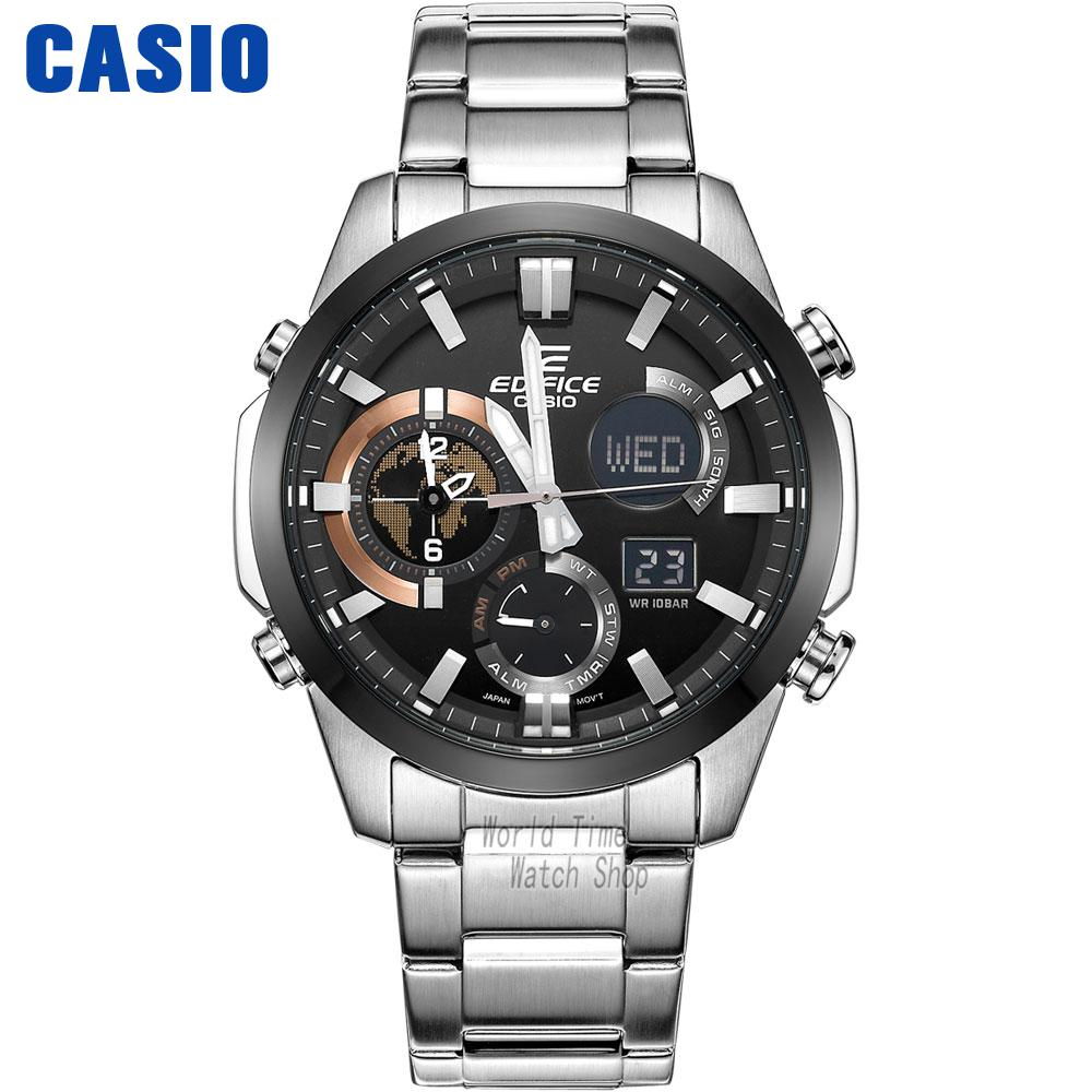 Casio watch Business Waterproof Fashion Casual Men's Watches ERA-500DB-1A 1pc m10 135mm m10 135mm 304 stainless steel ss stirrup bolt u bolt u type clamp screw