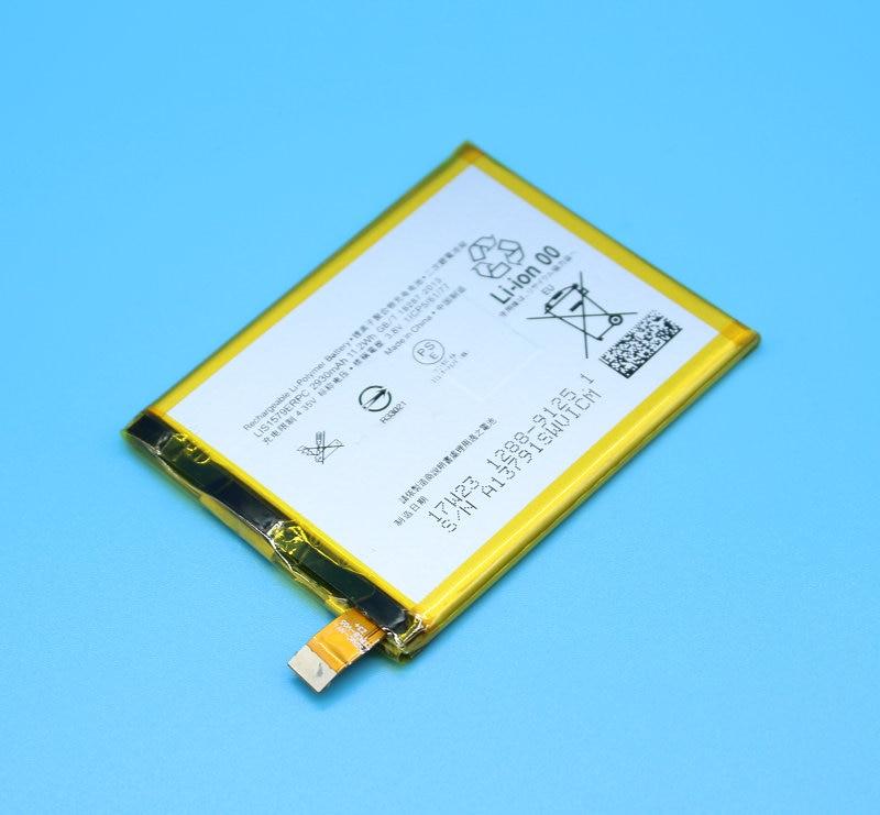 1x 2930mAh LIS1579ERPC Battery For Sony C5 Ultra / Dual E5506 E5553 E5533 E5563 Z3 Plus Z3+/Dual E6553 Z4/Dual E6533 SO-03G