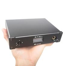 2017 SMSL M6 HIFI Audio Décodeur Amplificateur Casque 32Bit/384 KHz USB Asynchrone CAD Audio Multifonction AMP AK4390EF CM6631A