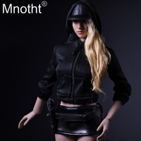 1/6 Scale Female Clothes Set 17NSS B Coat & Vest & Skirt for 12 inches Action Figures Head Sculpt Phicen body Optional m3n