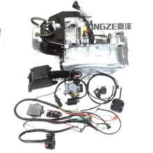 GY6 230CC картинг ATV воздушный фильтр карбюратора мотоцикла CVT двигатель с обратной передачей