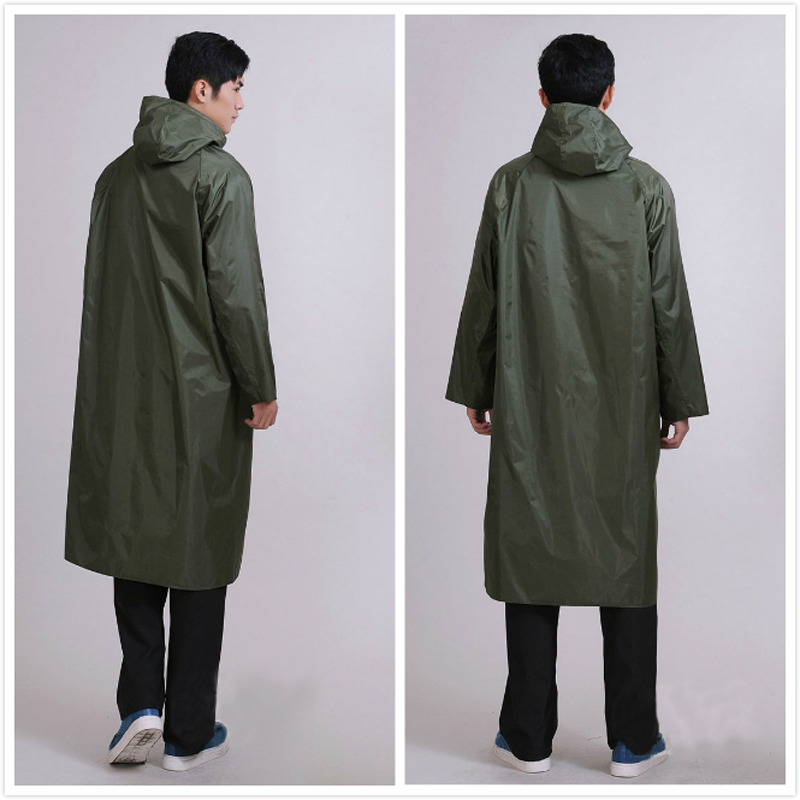 Long Rain Coat Photo Album - Reikian