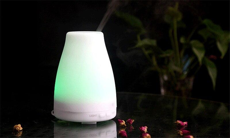 ФОТО HTSS01-12,Ultrasonic Humidifier LED Light 7 Color Change,Dry Protect,Ultrasonic Essential,Oil Aroma Diffuser,Air Humidifier Make