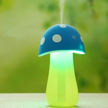 Humidificador ultrasónico Difusor USB 4 Colores 5 V Mini CartoonFogger Nebulizador Aromaterapia Aceite Esencial Difusor Aroma Mist Hacedor