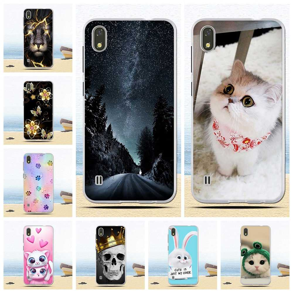 "Cat Patterned Case For ZTE Blade A530 A606 Soft TPU For ZTE Blade A530 BA530 A606 Case 5.45"" Phone Cases Back Cover A 530 A 606"