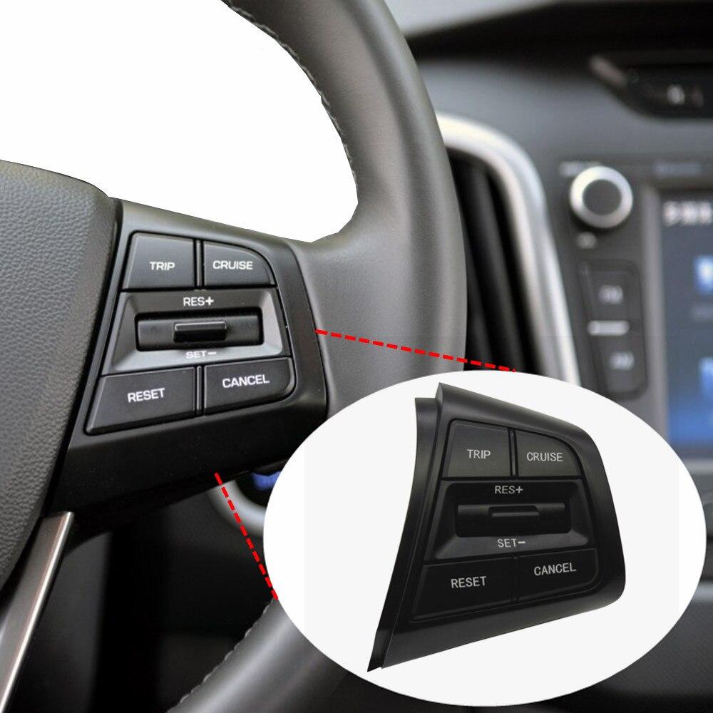 Für Hyundai ix25 (creta) 1,6 L reise cruise stornieren schalter Lenkrad die rechte seite taste heizung/standard kabel