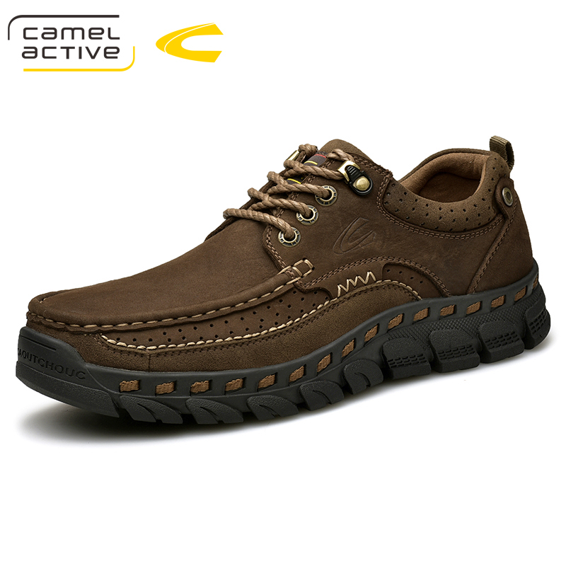 Camel Active New Comfortable Genuine Leather Casual Shoes Oxfords Men Shoes Quality Cow Leather Shoes Men Flats Moccasins Shoes 2015 new fashion british martin causal genuine leather men shoes brand camel men shoes real leather men flats casual shoes man