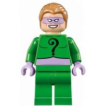 SingleSale Riddler Edward Nygma SH240 DC Justice League Batman Super Heroes Building Blocks Action Figures Minifigures Kids Toys