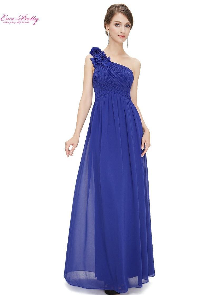 Lujoso Bridesmaid Dresses In Blue Ilustración - Vestido de Novia ...