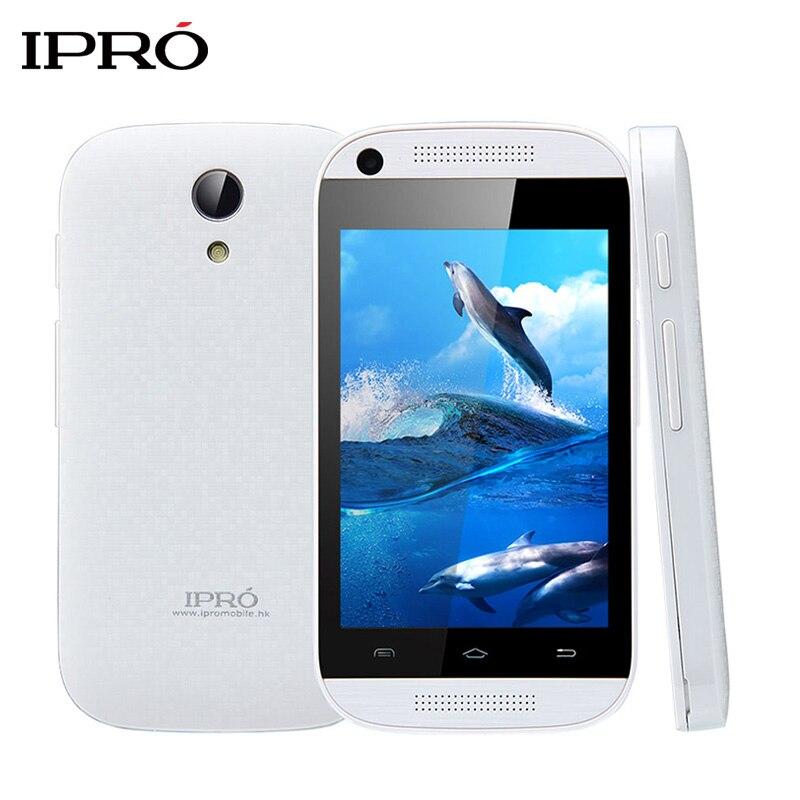 Цена за Оригинал IPRO I9355A MTK 6571 3.5 Дюймов Android 4.4.2 Смартфон Dual SIM Celular Мобильный Двухъядерный WCDMA Сотовые Телефоны ВОЛНА 3.5