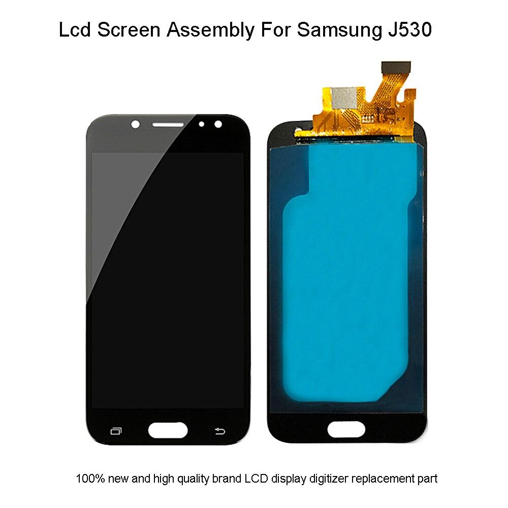 100% Test Lcd pour SAMSUNG J5 Pro 2017 J530 écran tactile LCD pour Samsung J530F J530M J5 2017 écran d'affichage numériseur LCD