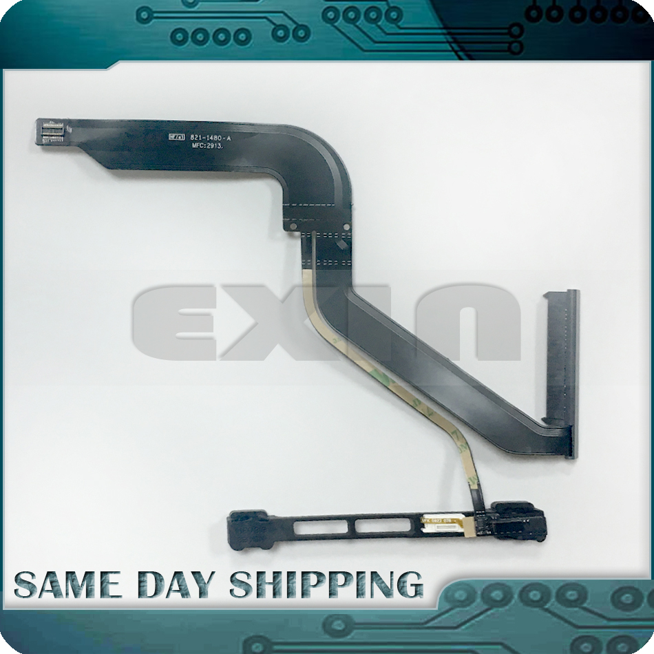 BEST New 821-1480-A HDD Cable with IR Sensor Bracket Holder for Macbook Pro 13.3