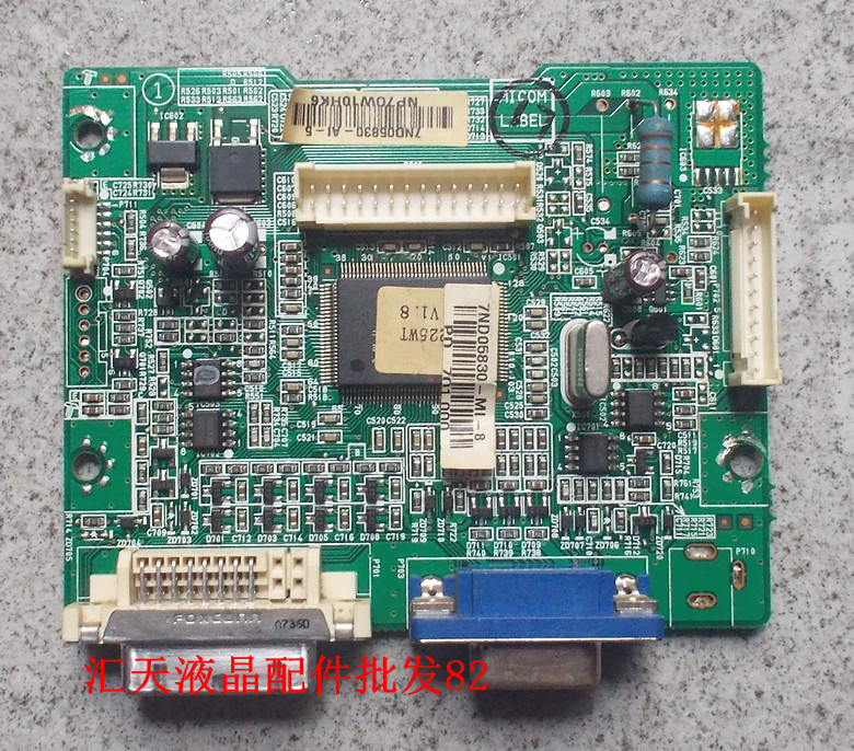 Free Shipping>Original 100% Tested Working   L225WT driver board L194/L204W EAX30599306 (0) motherboard 22 wide free shipping original 100% tested working vg2021m driver board motherboard a220z1 z01 h s6 decode board