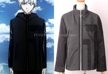 Anime Tokyo Ghoul ken kaneki OP fleece Jacket Cosplay Costume