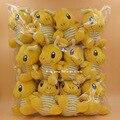 12 unids/lote Pokemon Peluche Dragonite 17 cm Cute colección suave del Animal relleno de la muñeca Pokemon juguetes de Peluche para los niños regalo de Peluche