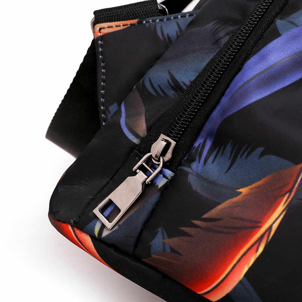 Женская сумка кожаная женская мода рюкзак водонепроницаемая нейлоновая сумка Противоугонная Наплечная Сумка для отдыха Аксессуары #59