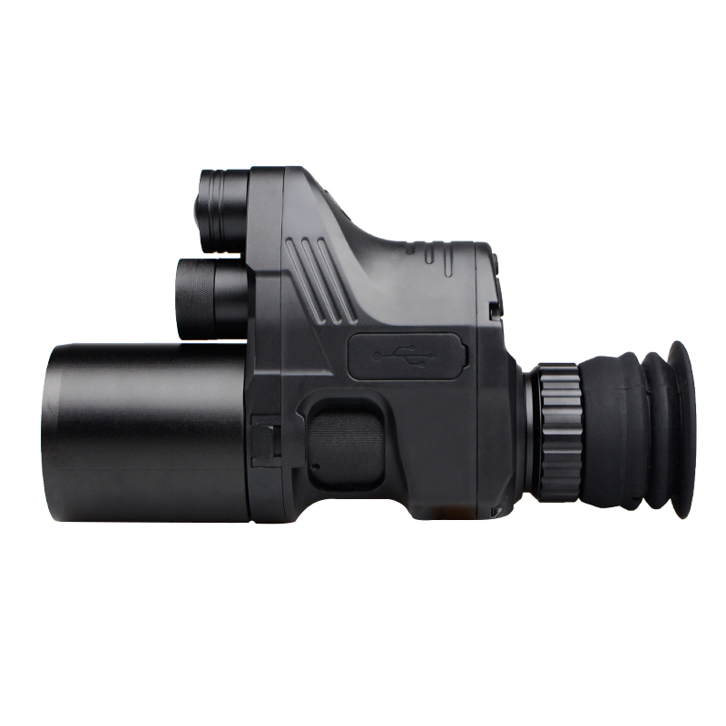 Tactical Military Digital Night Vision NV007 Rifle Scope Optics Sights Hunting Equipment Camera For Outdoor 200m Clear