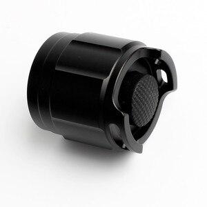 Image 3 - Sofirn C8F triple réflecteur hôte, version 21700, avec DTP MCPCB sans pilote et émetteur LED, pas une lampe de poche entière