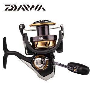 Image 1 - DAIWA LEGALIS LT Spinning Fishing Reels 2000D XH/2500 XH/3000 CXH/4000D CXH/5000D CXH l High Gear 6.2:1carbon body5+1BB Wheel