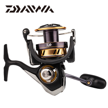 Mulinelli da pesca Spinning DAIWA LEGALIS LT 2000D XH/2500 XH/3000 CXH/4000D CXH/5000D CXH l High Gear 6.2:1carbon body5 1BB Wheel