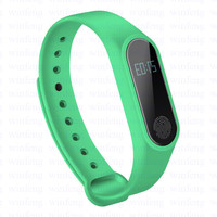 Waterproof 13 56mhz RFID Smart Bracelet Wristband Wrist Band Fitbit Replacement Band For Activity And Sleep
