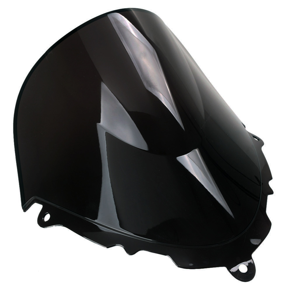 For <font><b>Suzuki</b></font> <font><b>GSX600F</b></font> GSX750F GSX 600F 750F Motorcycle Windscreen Windshield 1998 <font><b>1999</b></font> 2000 2001 2002 2003 2004 2005 2006 2007 2008 image