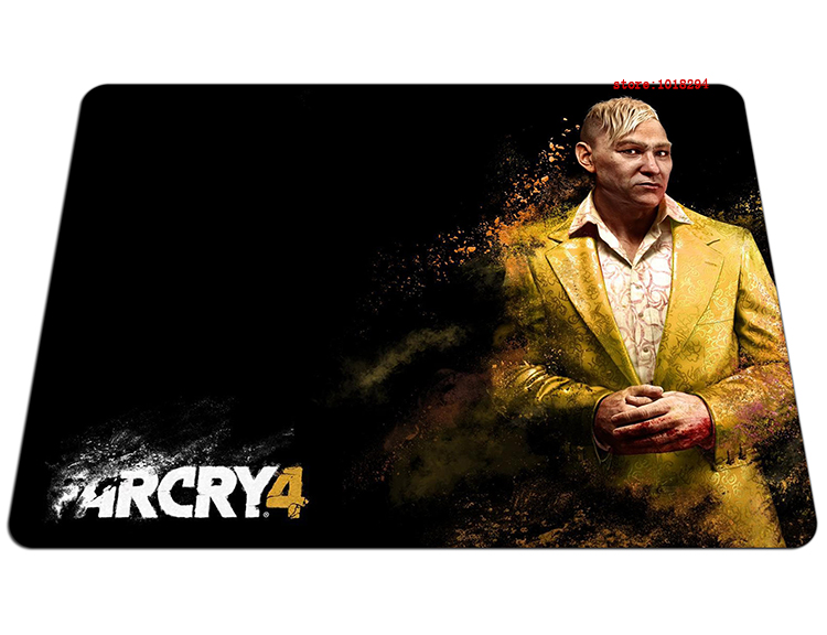 far cry mouse pad Mass pattern gaming mousepad hot sales gamer mouse mat pad game computer desk padmouse keyboard play mats