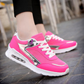 2017 NEW Fashion Women Sport Shoes Mesh Walking Women's Air Shoes Breathable Zapatillas Trainer Casual Shoes EUR size 35-40