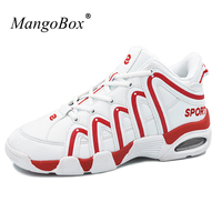 Light Mans High Sneakers Basketball Shoes Men Super Cool Girls Basketball Shoes Top Quality Boys Basketball
