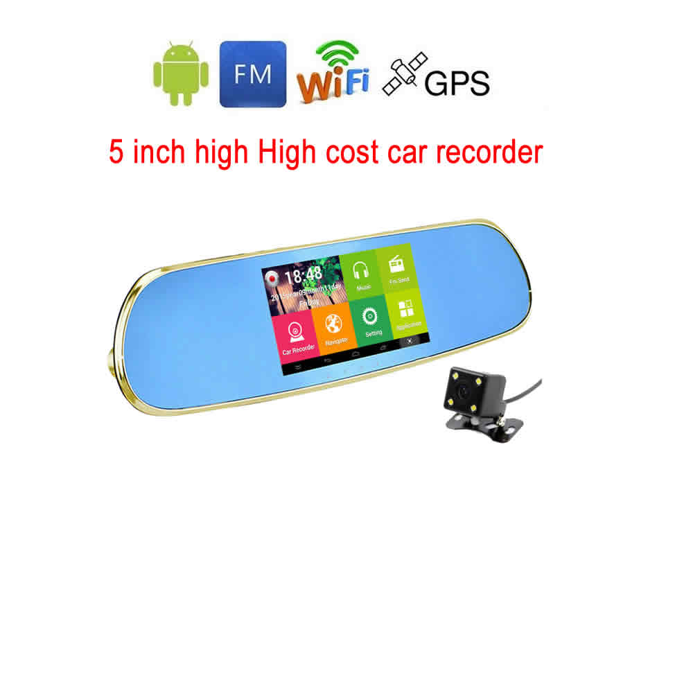 5.0 inch android touch rearview mirror 1080p car dvr dual lens parking video recorder car camera wifi gps navigator full hd ts100 mini programmable smart digital lcd adjustable temperature electric electric soldering iron soldering station 7pcs tips