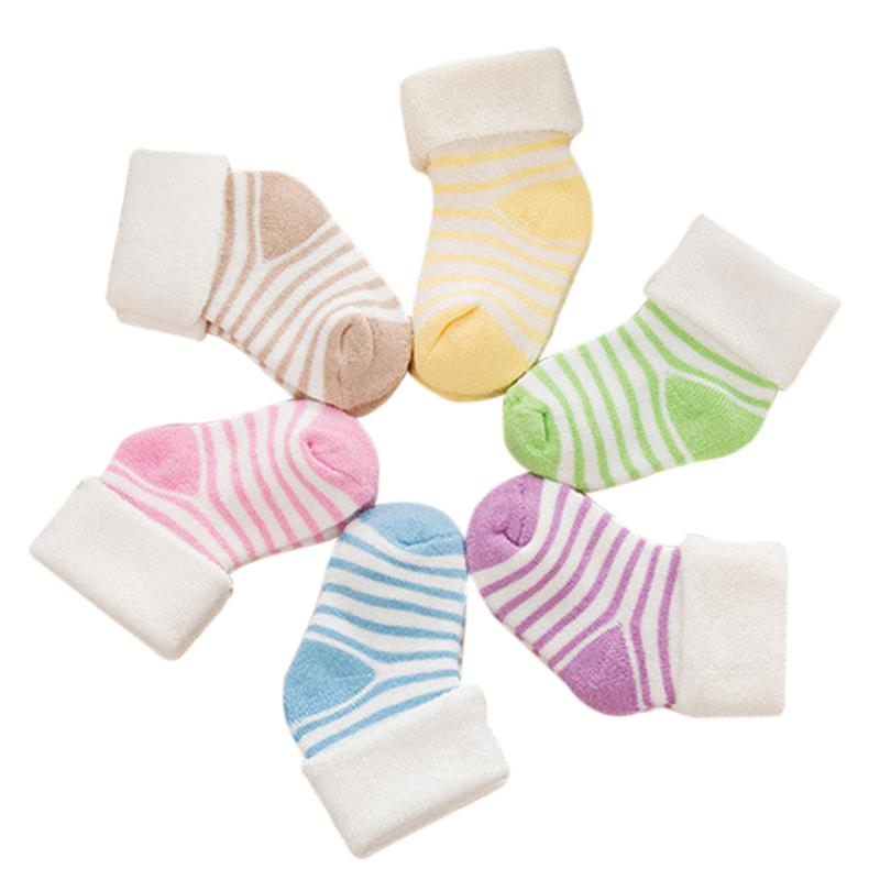 1pcs Lovely Baby Newborn Infant Toddler Kids Soft Cotton Socks