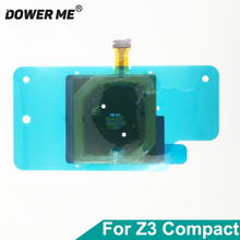 Dower Me Antenna NFC Module Flex Cable With Adhesive For Sony Xperia Z3mini Z3 Compact M55W D5833 D5803 Z3C Replacement