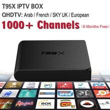 ยุโรปIPTVกล่องหุ่นยนต์ทีวีกล่องSky IPTVรับและ900 + Skyฝรั่งเศสตุรกีเนเธอร์แลนด์ช่องดีกว่าMXV A Ndroidทีวีกล่อง
