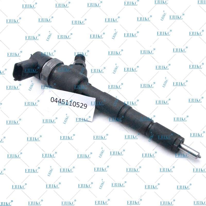 ERIKC 0445110529 Auto Fuel Injector Nozzle 0445110529 Automotive Spare Parts Fuel Injector 0 445 110 529ERIKC 0445110529 Auto Fuel Injector Nozzle 0445110529 Automotive Spare Parts Fuel Injector 0 445 110 529