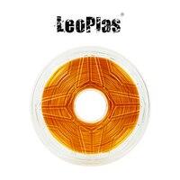 Material de Impressora 3D 1.0 kg 2.2 lb Ouro Macio 1.75mm Flexível TPU Filament Fabricante Direto Em Todo O Mundo O Transporte Rápido