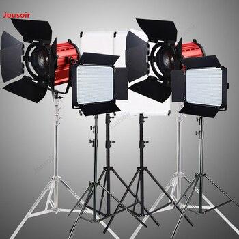 Estudio de fotografía LED200W + D2000 foco de película micro filmación retrato entrevista película conjunto de disparo CD50 T07