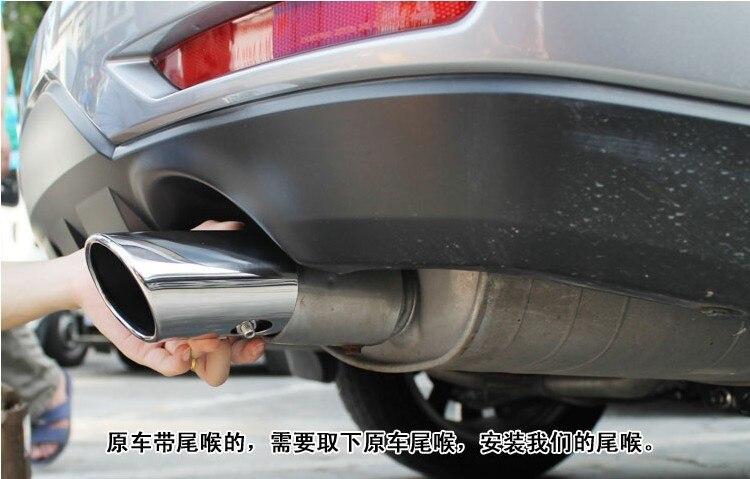 Системы выхлопа из Китая