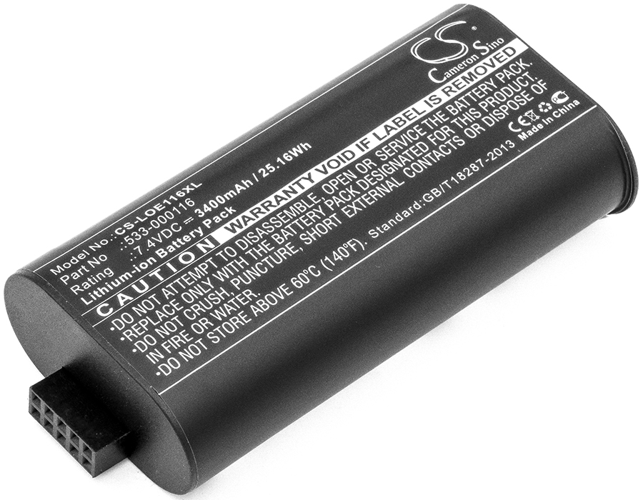 Cameron Sino For Logitech S 00147,UE MegaBoom Speaker Battery Li ion High Capacity High Capacity