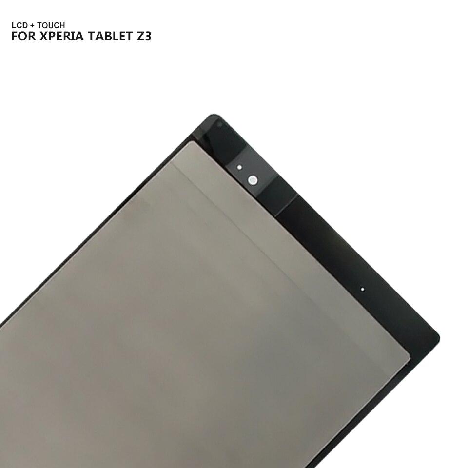 Pour Sony Xperia Tablet Z3 SGP611 SGP612 SGP621 Écran Tactile Digitizer Lcd Assemblée D'affichage Remplacement + Outils - 4
