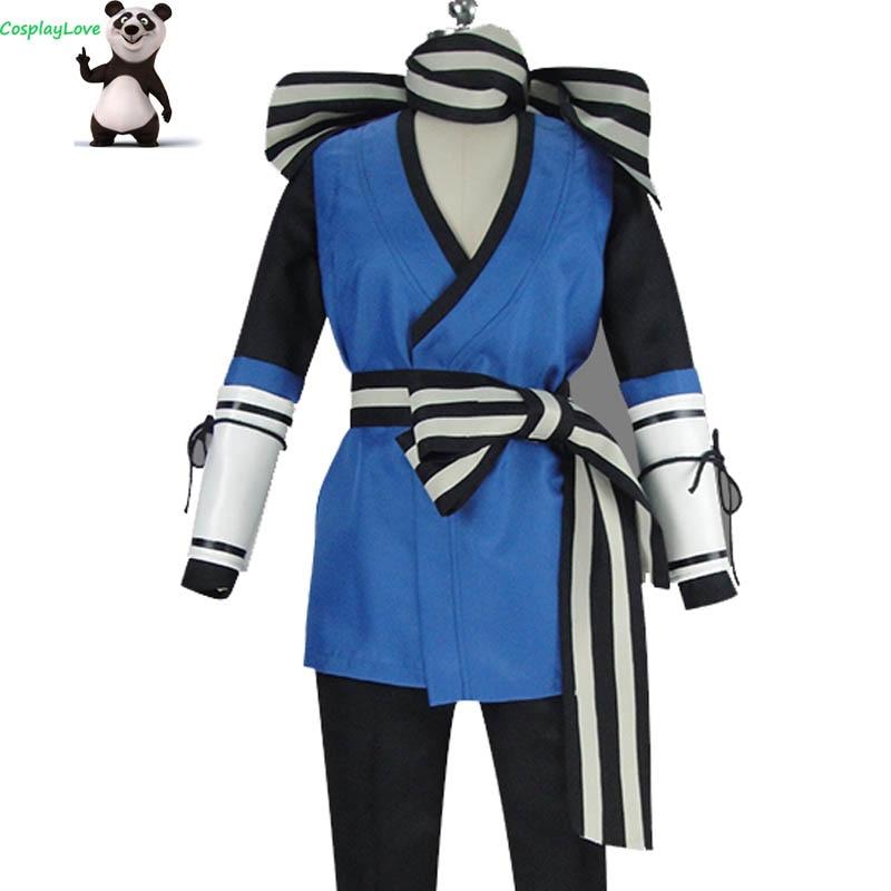 CosplayLove Fire Emblem Fates Hoshidan Kitsune Birthright and Revelation Kaden Nishiki Outfit Cosplay Costume Custom made