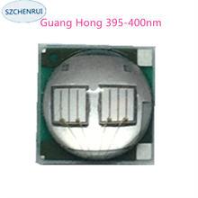 УФ светодиодная лампа 5050 10 шт 5 Вт высокомощная фиолетовая