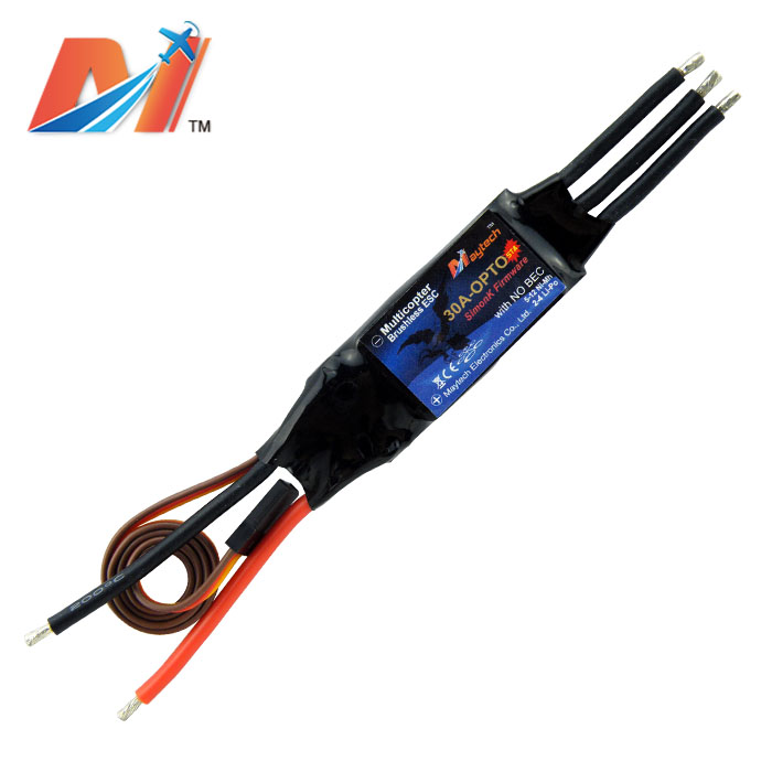 Maytech Clearance Sale ESC With  30A  4S Brushless Speed Controller Without BEC For RC Airplane Jet And Multicopter