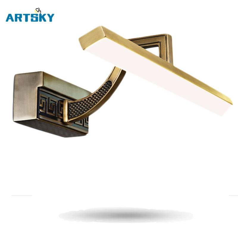 Bathroom Lights Rusting luxury bathroom lighting promotion-shop for promotional luxury