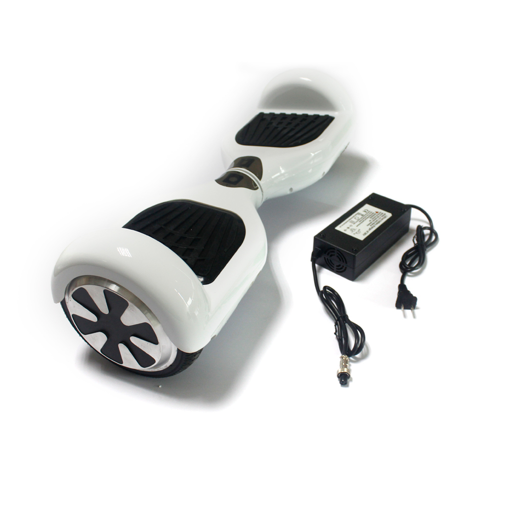 2015 New Design Electric Scooter Two Wheel Self Balancing Swagwheel Smartwheel Hoverboard 65inch Silver Mg 2584