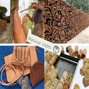 Image 5 - Portuguese natural cork Braided 3mm white round cork cord rope wholesale jewelry supplies /Findings Cor 179 10