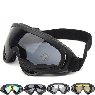 Bike Downhill Goggles Winter Snowboarding Snowboarding Goggles Motocross Goggles Uv400 Windproof Dust Sunglasses