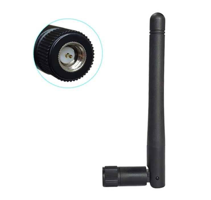 SOONHUA 1pc 2.4GHz WIFI Antenna 3dbi Aerial SMA Male Connector 50W Antenas 11cm Communication Antenna For Phone